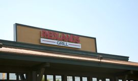 Redlands Grill, Bartlett, TN stock image