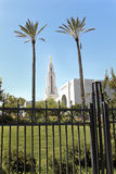 Redlands LDS Temple Stock Photography