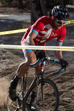 Redmond Golf Cross Cyclo-Cross Race Image libre de droits
