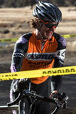 Redmond Golf Cross Cyclo-Cross Race - Barry Wicks Images libres de droits