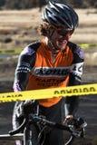 Redmond Golf Cross Cyclo-Cross Race - Barry Wicks Royalty Free Stock Images
