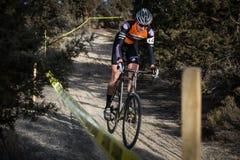 Redmond Golf Cross Cyclo-Cross Race - Barry Wicks Royalty Free Stock Photography