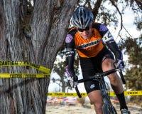 Redmond Golf Cross Cyclo-Cross Race - Barry Wicks Stock Images