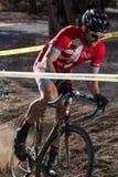 Redmond Golf Cross Cyclo-Cross Race Royalty Free Stock Image