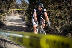 Redmond Golf Cross Cyclo-Cross Race Stock Photo