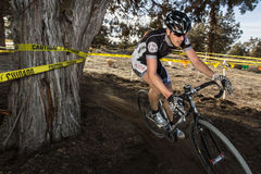 Redmond Golf Cross Cyclo-Cross Race Stock Photography