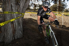 Redmond Golf Cross Cyclo-Cross Race Royalty Free Stock Photos