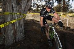 Redmond Golf Cross Cyclo-Cross Race Royalty Free Stock Photos