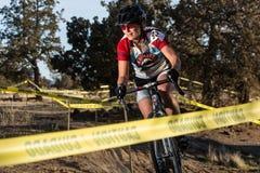 Redmond Golf Cross Cyclo-Cross Race Stock Photos
