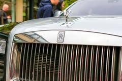 Rolls Royce Logo Editorial Image Image Of Background