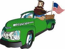 Redneck American Royalty Free Stock Photos
