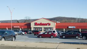 Redner`s supermarkets front. Philadelphia, Pennsylvania December 28 2017: Redner`s supermarkets front Stock Photo