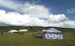 średniogórze krajobraz Zdjęcia Stock