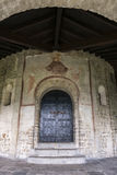Średniowieczna bazylika obrazy stock