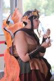 Średniowieczna elf kobieta Obraz Stock