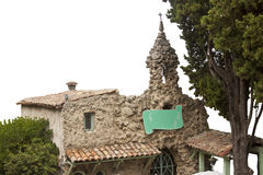 Średniowieczna Francuska kaplicy narzuta Zdjęcie Stock
