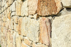 średniowieczna grodowa tekstura Fotografia Royalty Free