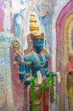 Średniowieczna statua Vishnu Zdjęcie Royalty Free