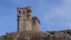 Średniowieczny budynek Zdjęcie Stock