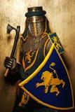 średniowieczny cioska rycerz Fotografia Royalty Free