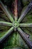 Średniowieczny dach Zdjęcia Royalty Free