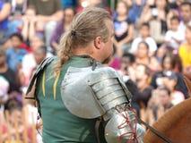 2016 2 Średniowieczny festiwal Fotografia Stock