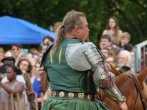 2016 8 Średniowieczny festiwal Zdjęcie Royalty Free