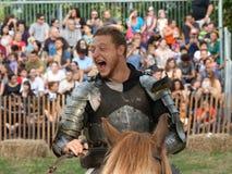 2016 17 Średniowieczny festiwal Obrazy Royalty Free