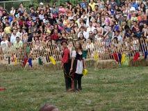 2016 32 Średniowieczny festiwal Zdjęcia Stock