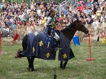2016 34 Średniowieczny festiwal Zdjęcie Royalty Free