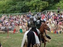 2016 35 Średniowieczny festiwal Fotografia Royalty Free