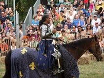 2016 36 Średniowieczny festiwal Fotografia Royalty Free