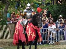2016 51 Średniowieczny festiwal Obraz Royalty Free