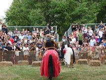 2016 55 Średniowieczny festiwal Zdjęcia Royalty Free