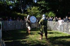 2015 Średniowieczny festiwal Przy fortu Tryon parkiem 29 Obraz Royalty Free