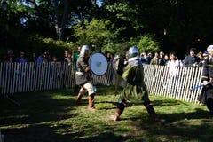 2015 Średniowieczny festiwal Przy fortu Tryon parkiem 33 Obraz Stock