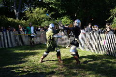 2015 Średniowieczny festiwal Przy fortu Tryon parkiem 43 Zdjęcie Royalty Free