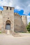 średniowieczny forteca Obrazy Stock