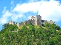 Średniowieczny forteczny Koznik Fotografia Royalty Free