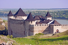 Średniowieczny kasztel Fotografia Stock