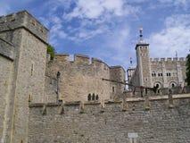Średniowieczny kasztel zdjęcia stock