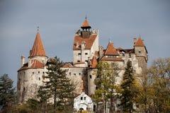 Średniowieczny kasztel Zdjęcie Stock