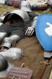 Średniowieczny opancerzenie 6 Zdjęcia Stock