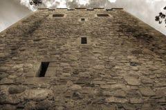 średniowieczny wierza Zdjęcia Stock