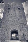 średniowieczny wierza Zdjęcie Stock