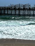 Redondo Beach Pier Stock Image