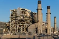 Redondo Beach Power Plant Stock Image