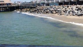Redondo-Pier lizenzfreie stockbilder