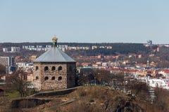 The redoubt Skansen Kronan in Gothenburg, Sweden Stock Photos