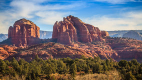 RedRock Arizona Royalty Free Stock Photos